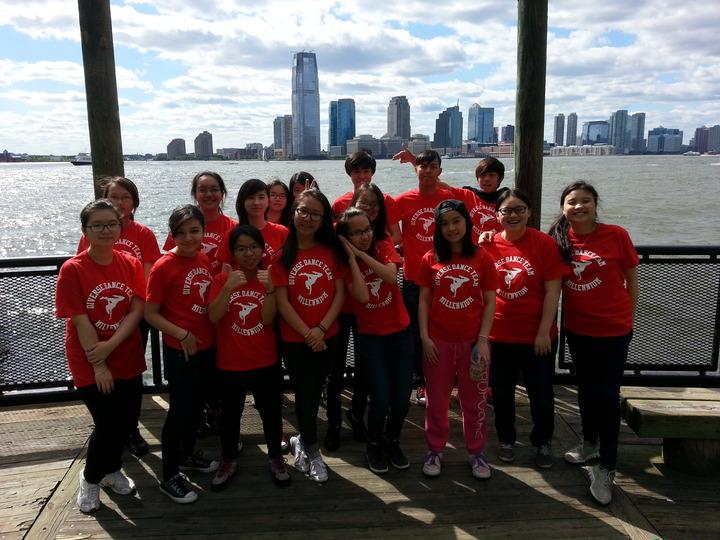 Diverse Dance Team 2014! T-Shirt Photo