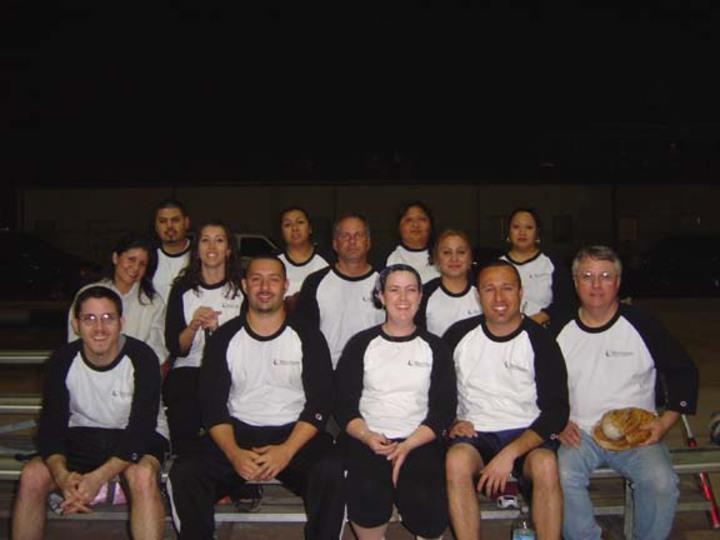 Custom Softball T-Shirt Photo