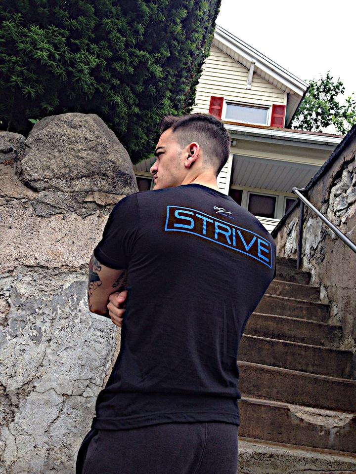 Strive T-Shirt Photo