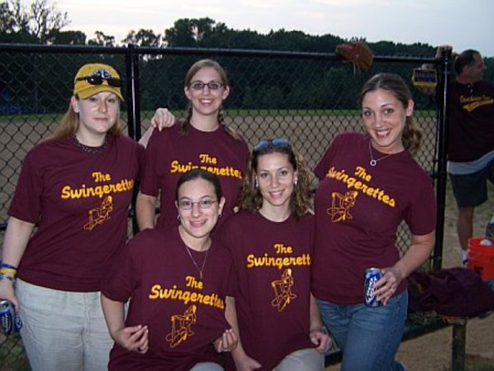 The Swingerettes Rule T-Shirt Photo