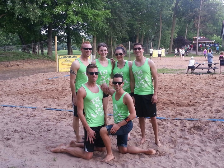 A List Syracuse Volleyball Team! T-Shirt Photo