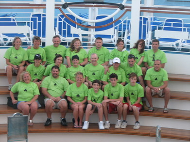 Norton Family Vacation T-Shirt Photo