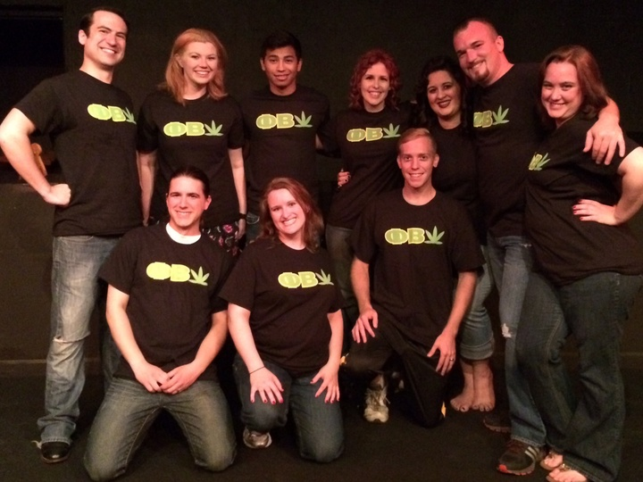 Ltm Cast Of Reefer Madness T-Shirt Photo