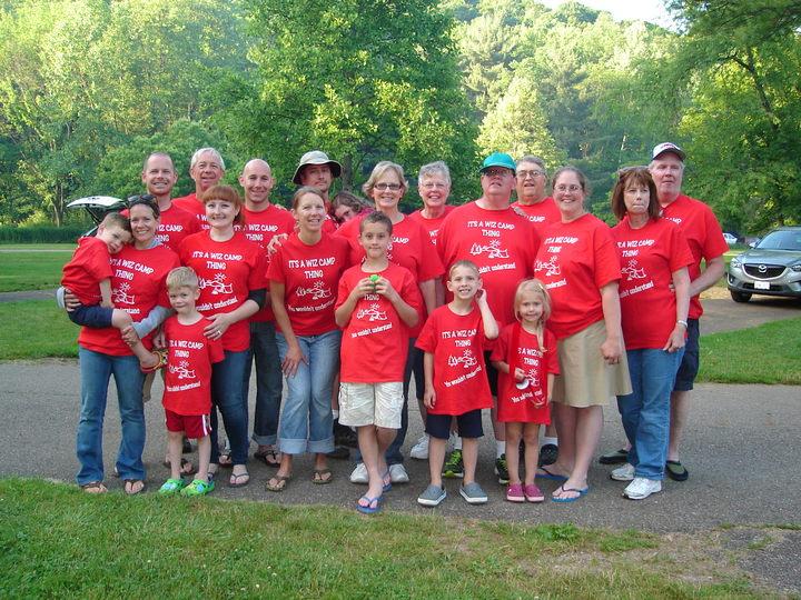 Wiz Camp T-Shirt Photo