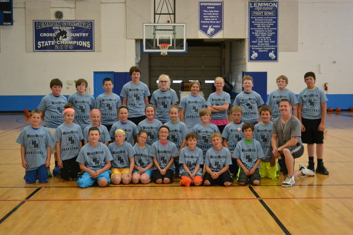 Weeks Meyer Basketball Camp T-Shirt Photo
