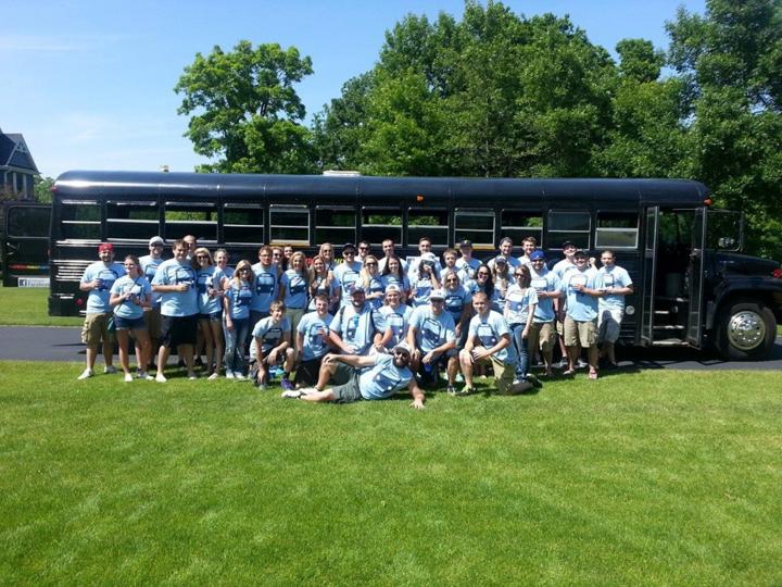 Bus Trip 2014 T-Shirt Photo