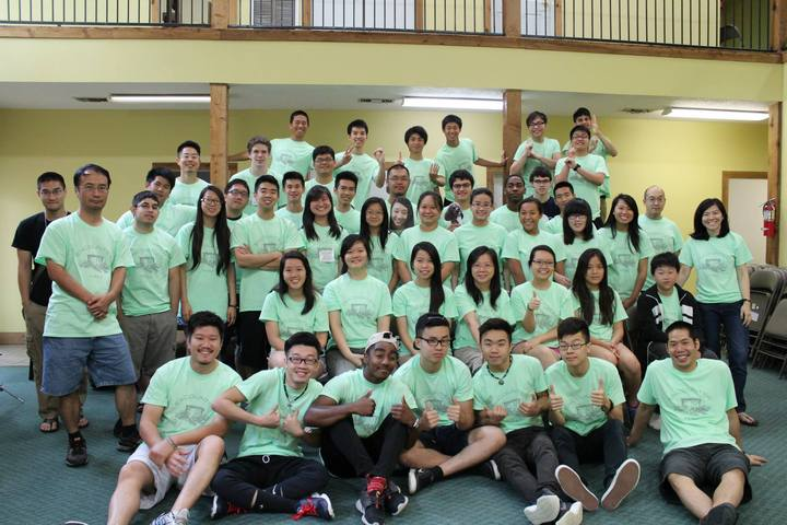Fpc 2014 Retreat T-Shirt Photo