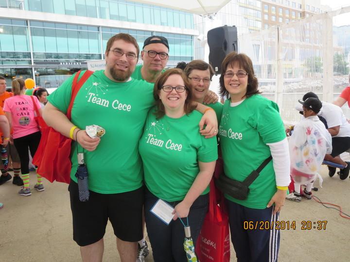 Team Cece T-Shirt Photo