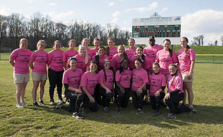 Strike Out Cancer T-Shirt Photo