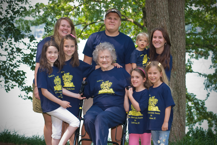 Grandma's Brood T-Shirt Photo