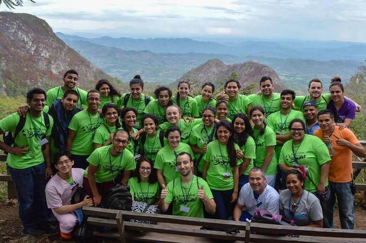 Brooklyn College Global Medical Brigades In Nicaragua!  T-Shirt Photo