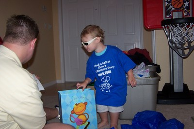 Drew's 2nd Birthday!! T-Shirt Photo