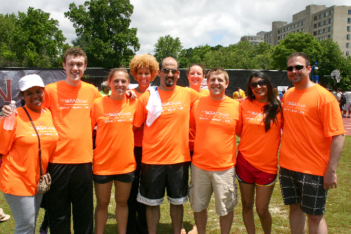 Sk&A At 2014 Jdrf Re Games T-Shirt Photo