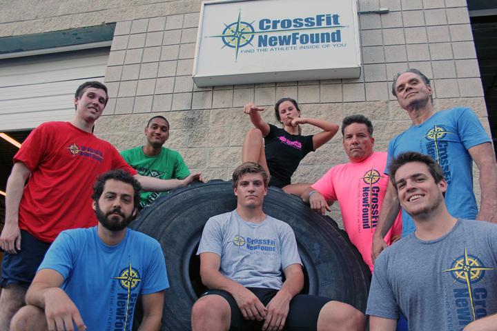 New Found Crew T-Shirt Photo