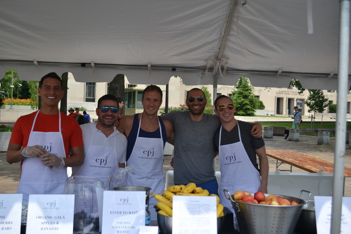 Cpj Aprons At Dc Festival T-Shirt Photo