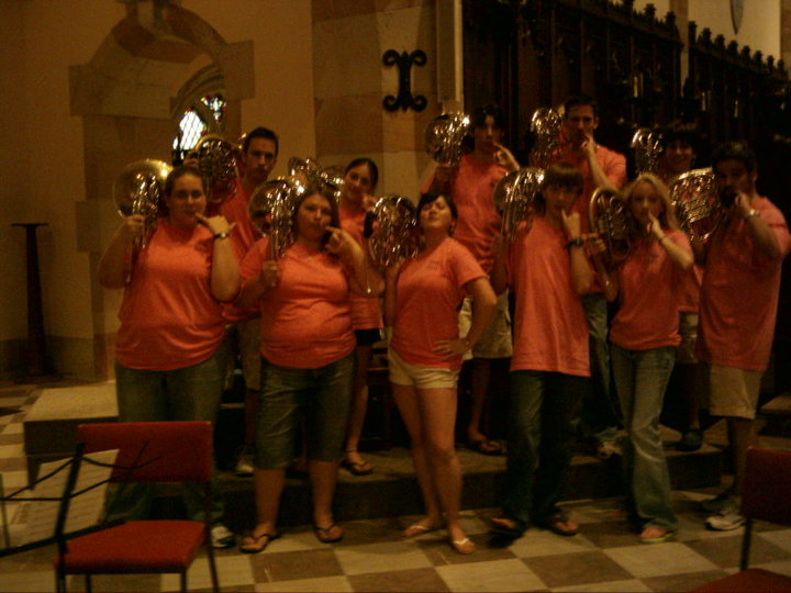 The Horn Section At Its Best! T-Shirt Photo
