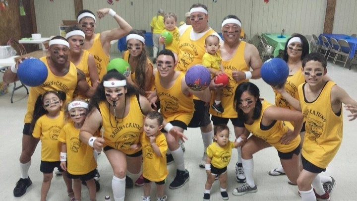 Dodge Ball T-Shirt Photo