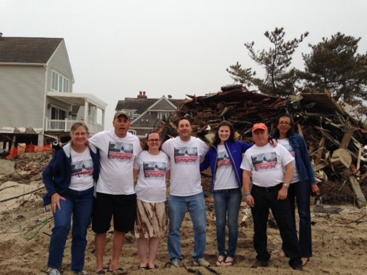 Ne Jersey Restoration Team T-Shirt Photo