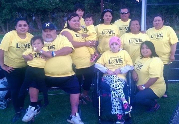 Team Lupita Medina T-Shirt Photo