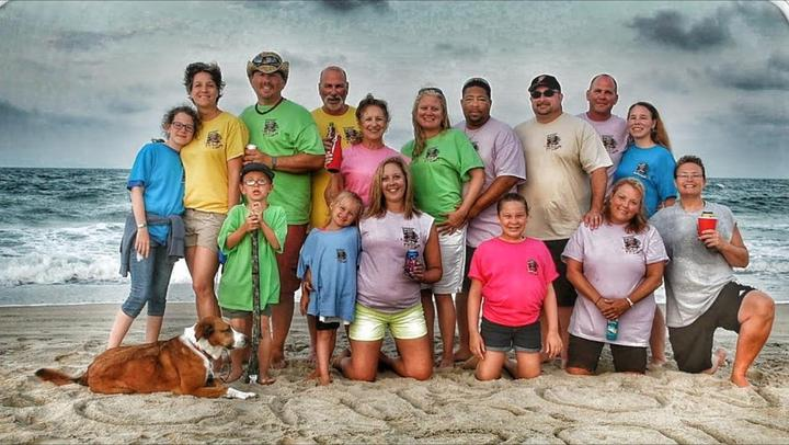 Outter Banks Vacation  T-Shirt Photo