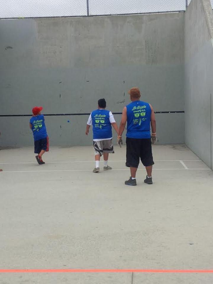 Handball Tourney T-Shirt Photo