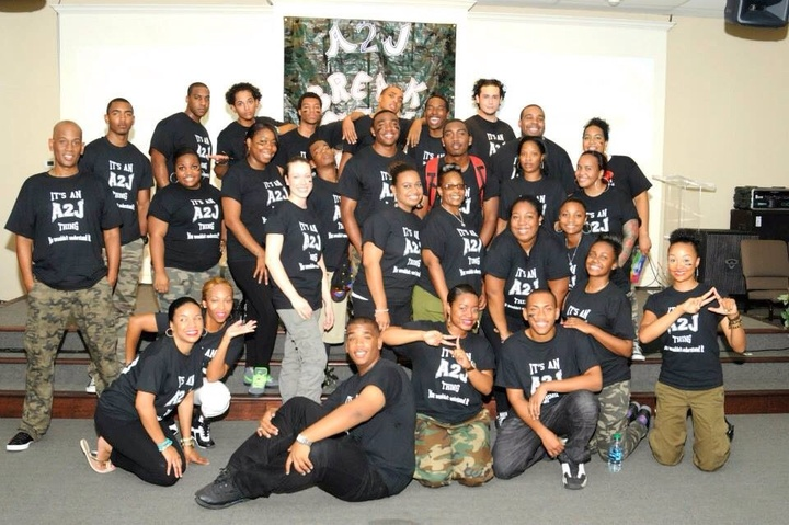 A2 J Crew T-Shirt Photo