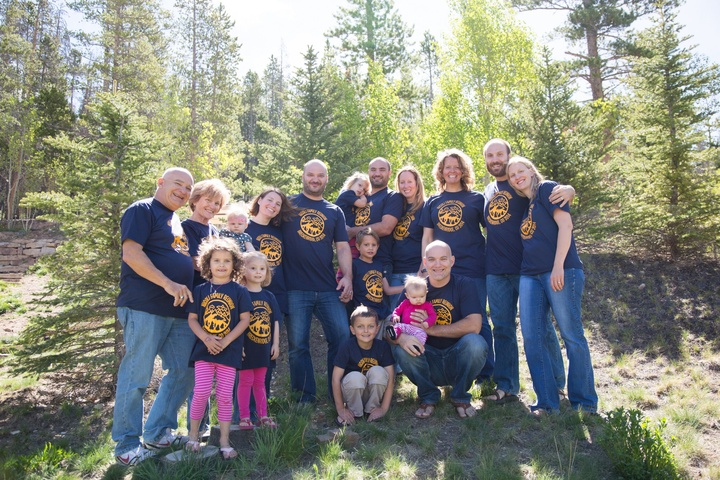 Nicoli Family Reunion T-Shirt Photo