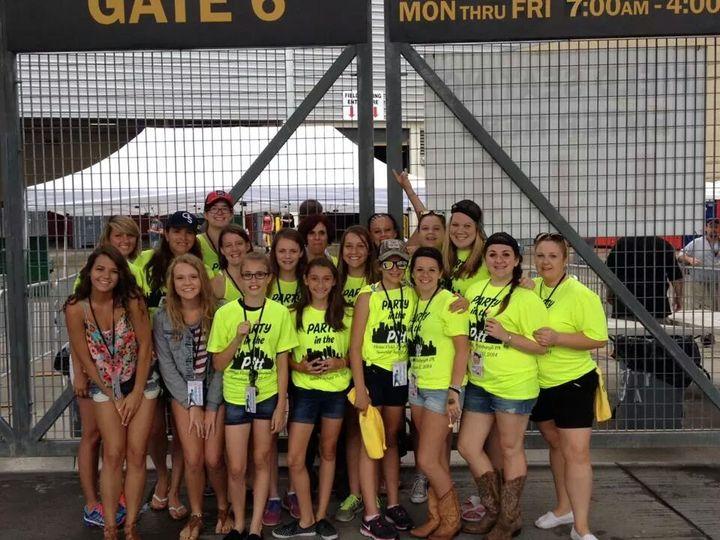 Team Luke Takes Over Pittsburgh T-Shirt Photo