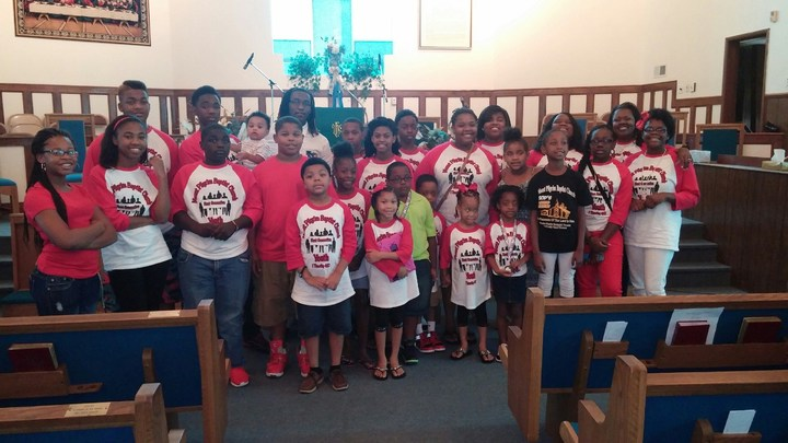 "Mpbc ""Next Generation"" Youth Group T-Shirt Photo"