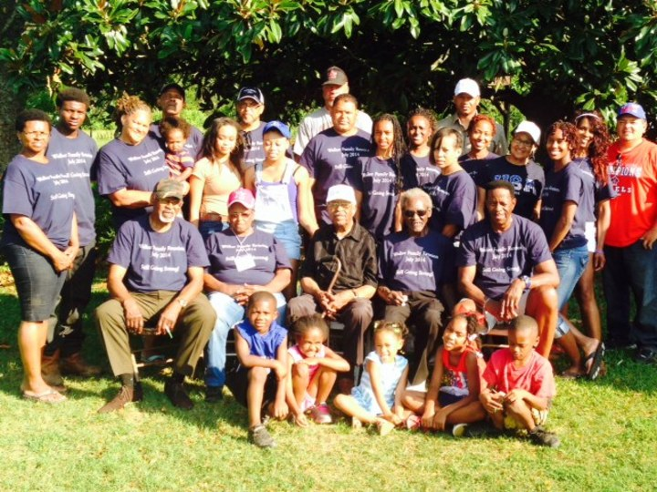 Walker Family Reunion T-Shirt Photo