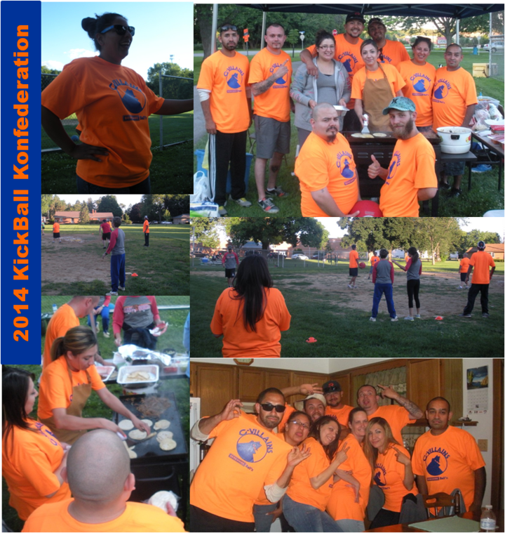 2014 Kick Ball Konfederation T-Shirt Photo