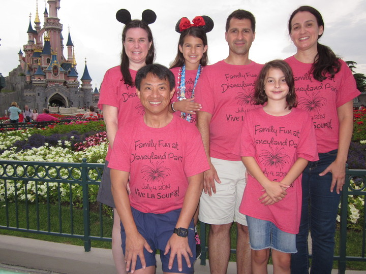 Disneyland Paris T-Shirt Photo
