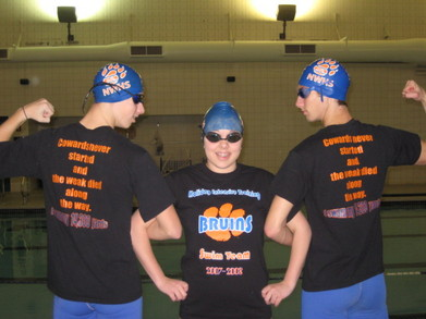 Swimmers Rule T-Shirt Photo
