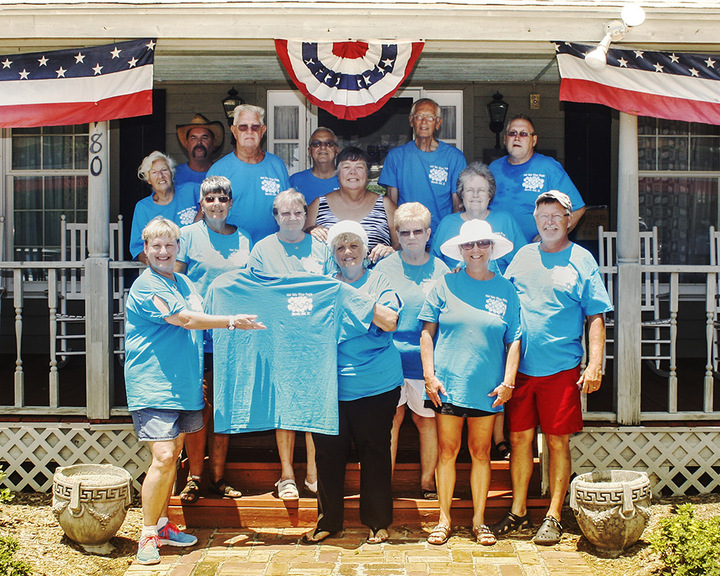 The Inlet Oaks Village People T-Shirt Photo