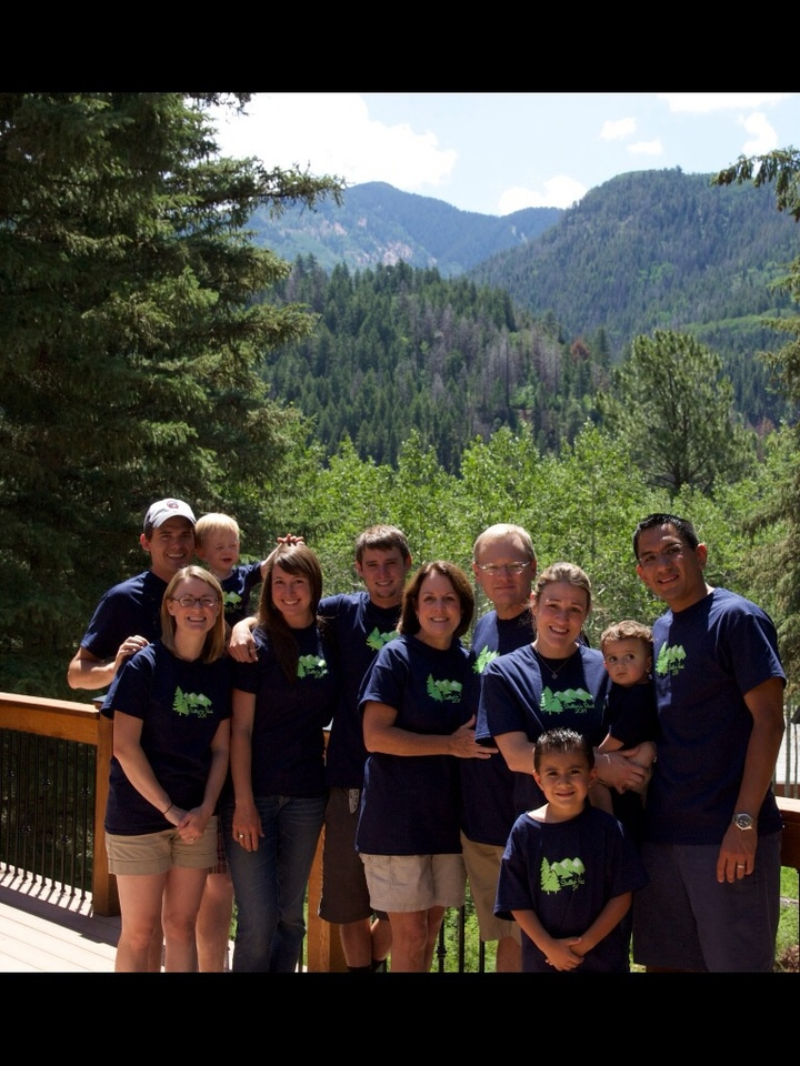 Colorado Family Fun T-Shirt Photo