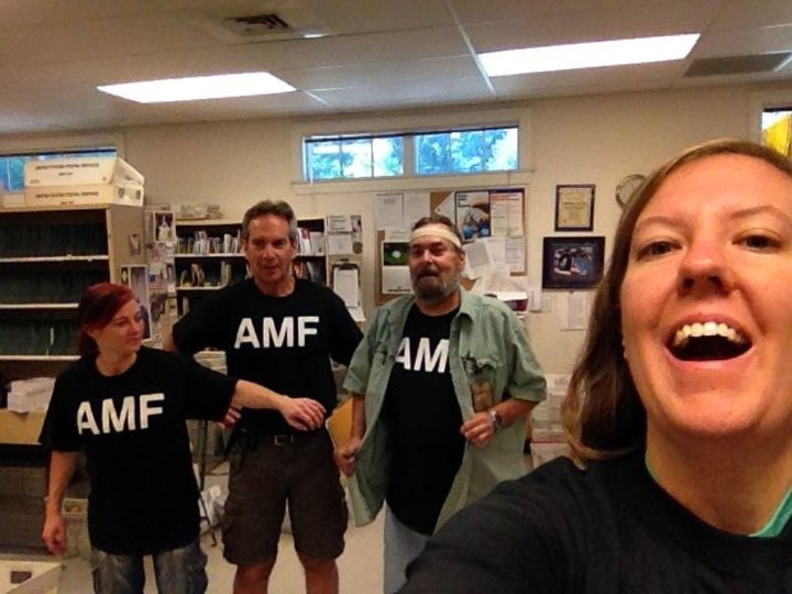 The Amf Gang T-Shirt Photo