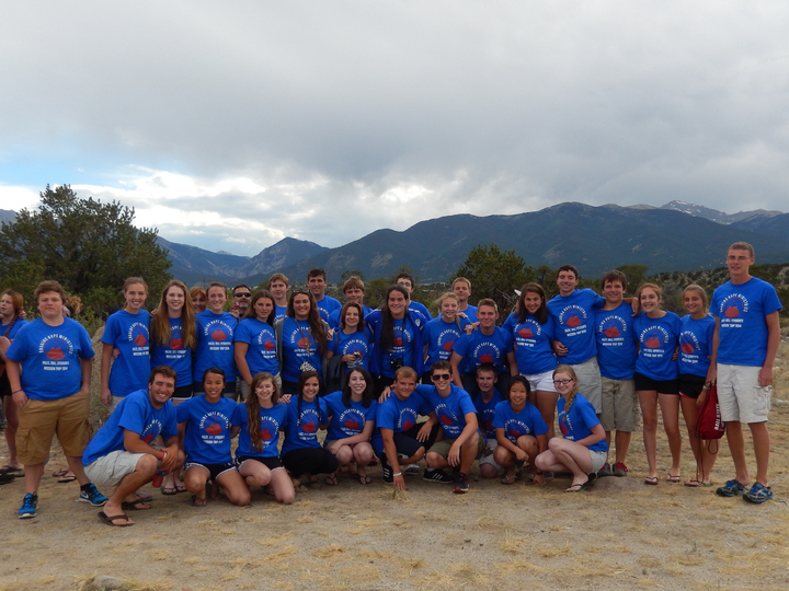 Colorado Mission Trip T-Shirt Photo