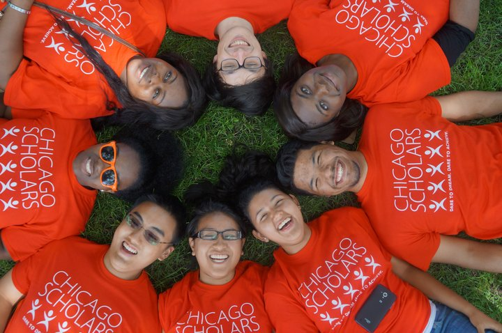 Chicago Scholars Rock!  T-Shirt Photo