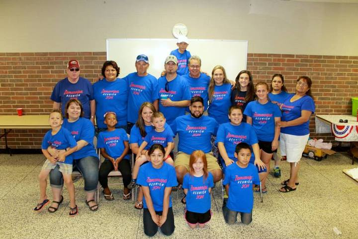 Zamarripa Family Reunion T-Shirt Photo