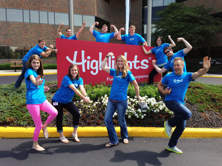 Highlights For Children Wellness Champions T-Shirt Photo