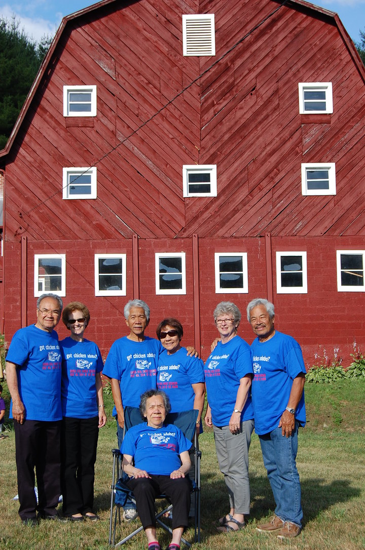 Fun On The Family Farm T-Shirt Photo