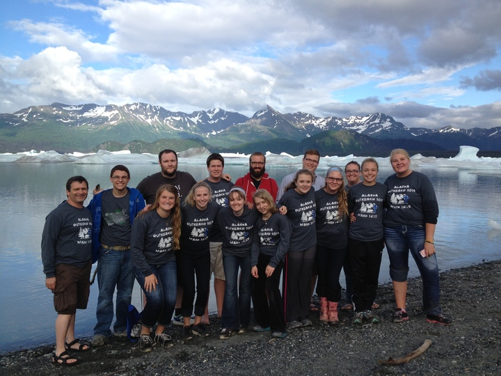 Alaska Outreach!  T-Shirt Photo