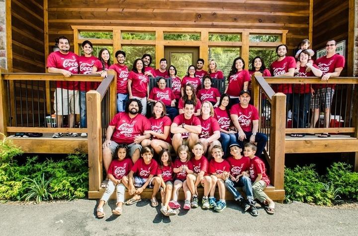 Coca Family Reunion 2014  T-Shirt Photo