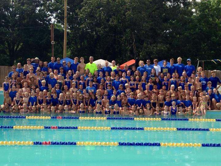 Fv Swim Team  T-Shirt Photo
