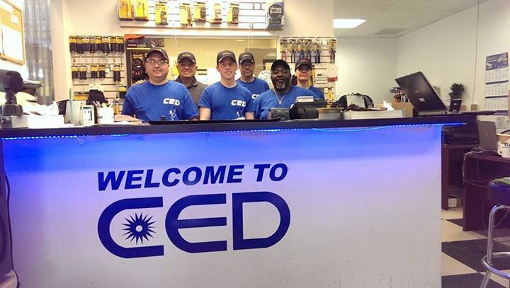 Ced Counter T-Shirt Photo