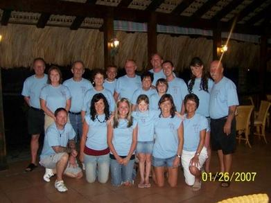 50 Years Punta Cana T-Shirt Photo