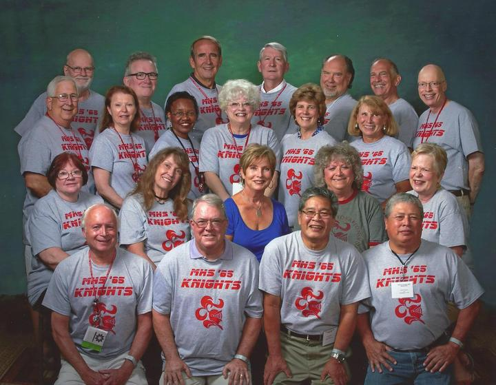 Mhs '65 Knights T-Shirt Photo