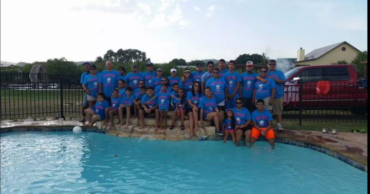 Family Fun Vacation T-Shirt Photo