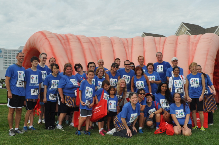 Red Bank Gastroenterology At The Undy 5000 T-Shirt Photo