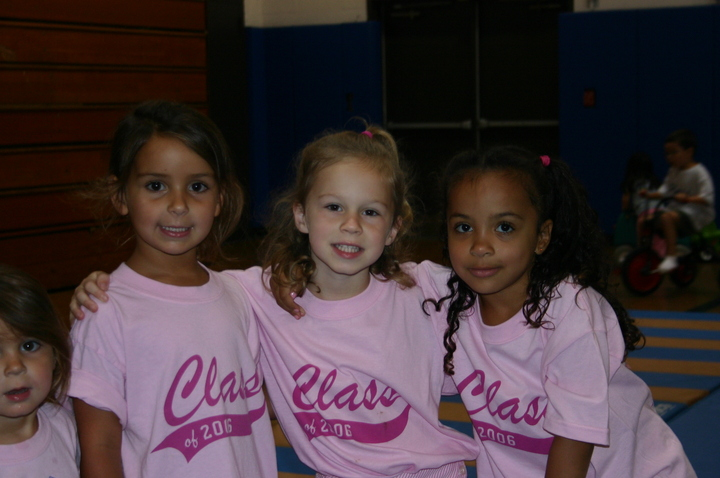 Pre K Graduation 2006 T-Shirt Photo